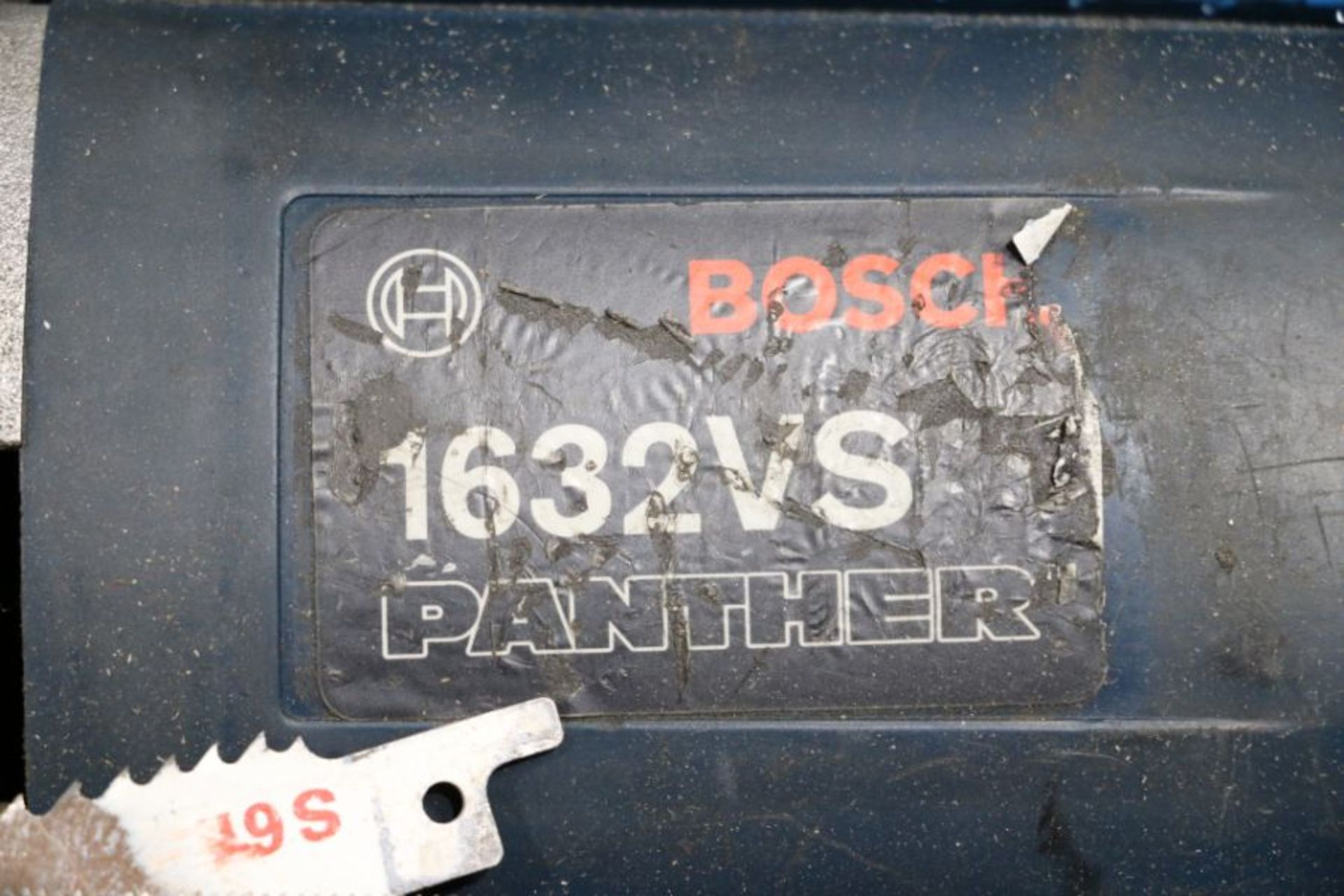 Bosch 1632VS Panther Reciprocating Saw - Image 4 of 4