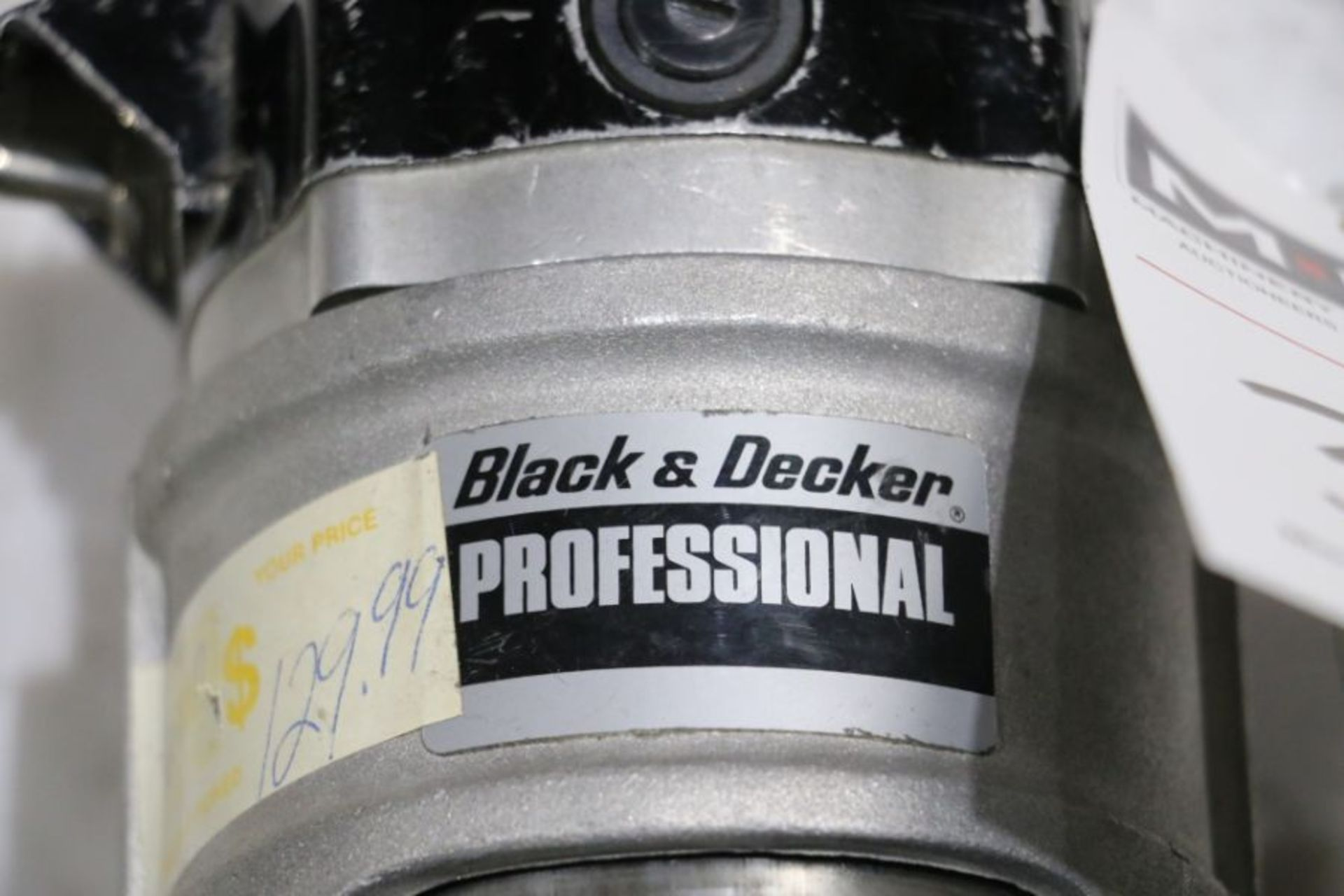 Black & Decker Router - Image 3 of 3