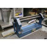 Roper Whitney Pexto PR-10A, Manual Bending Roll