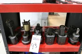 Assorted Tool Holders for Haas TL-25 CNC Lathe