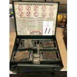 Hilman 8 Ton Machine Roller Kit