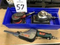Pneumatic Sander Hand Tools