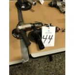 """Assorted Pneumatic 4"""" Angle Grinder"""