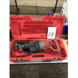 Milwaukee 6509-22, Reciprocating Saw 120 Volt