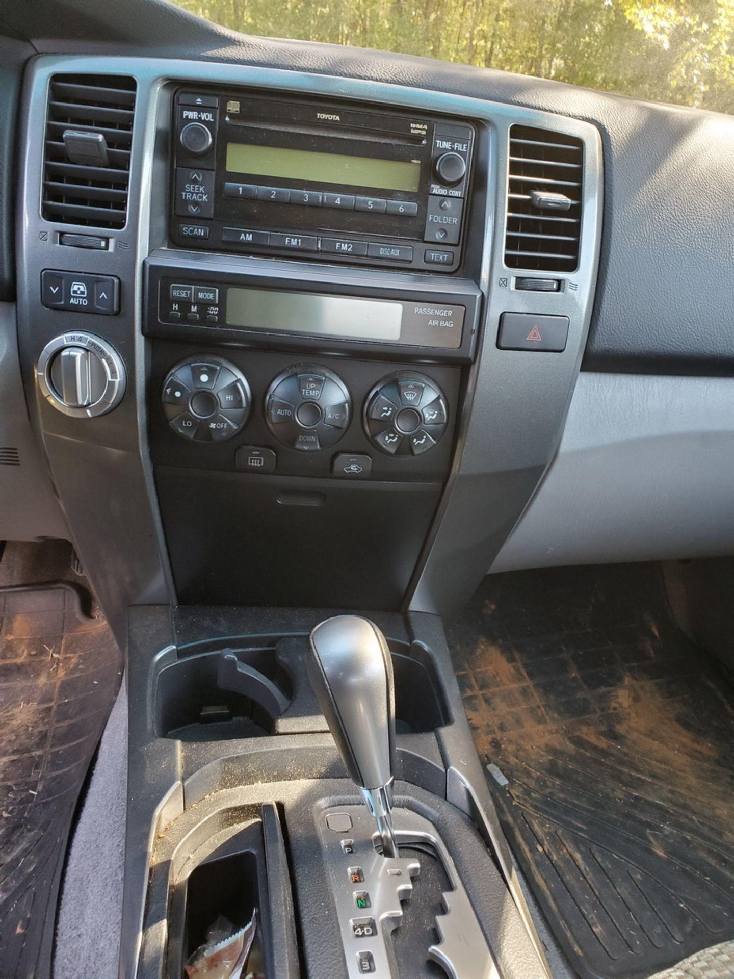 2008 Toyota 4Runner SUV Vehicle - Image 7 of 12