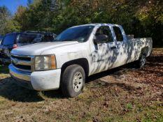 2008 Chevrolet Silverado 1500 Extension Cab Truck