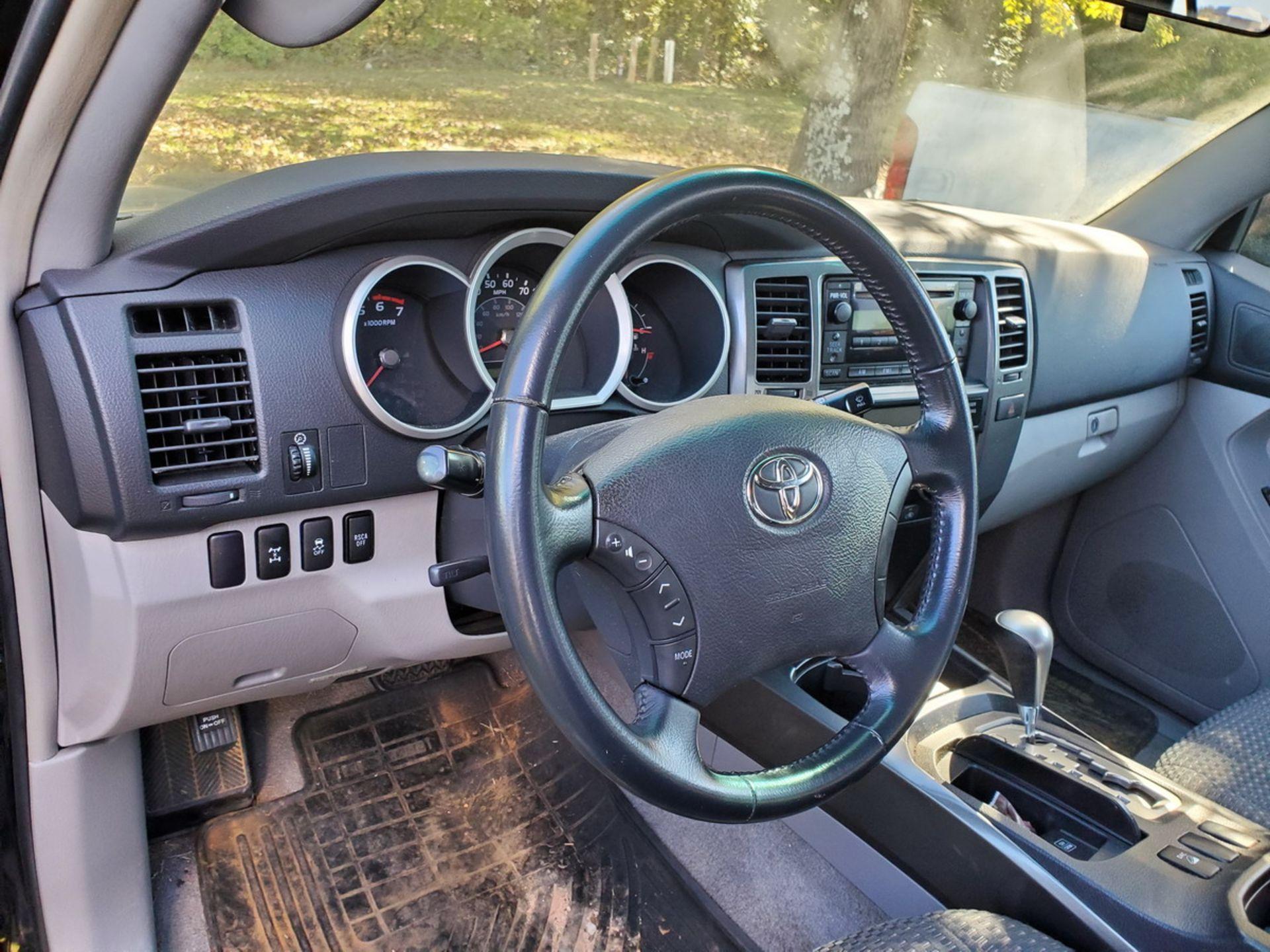 2008 Toyota 4Runner SUV Vehicle - Image 6 of 12