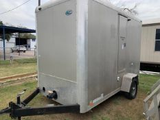 2014 Cargo Mate Bath House