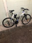 SUPERCYCLE NITRO WHITE SIZE 20 inches MTN Speed 21 Tag # 52