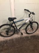 KHS/TOWN/COUNTRY BLUE SIZE 20 inches MTN Speed 18 Tag # 54