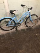 SUPERCYCLE CLASSIC BLUE SIZE 17 inches CLASSIC Speed 5 Tag # 57