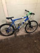 GT BLUE SIZE 22 inches MTN Speed 18 Tag # 61