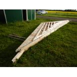 ROOF TRUSS PACKAGE-30 FT W/GRADUATED SIZES