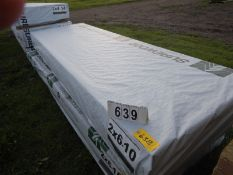 42 PC - 2X6X10 FT PLANED LUMBER (GRADE 2 OR BETTER)