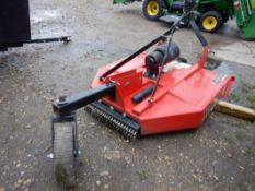 2018 KODIAK 4SD ROUGH CUT MOWER, 3PT S/N 237914