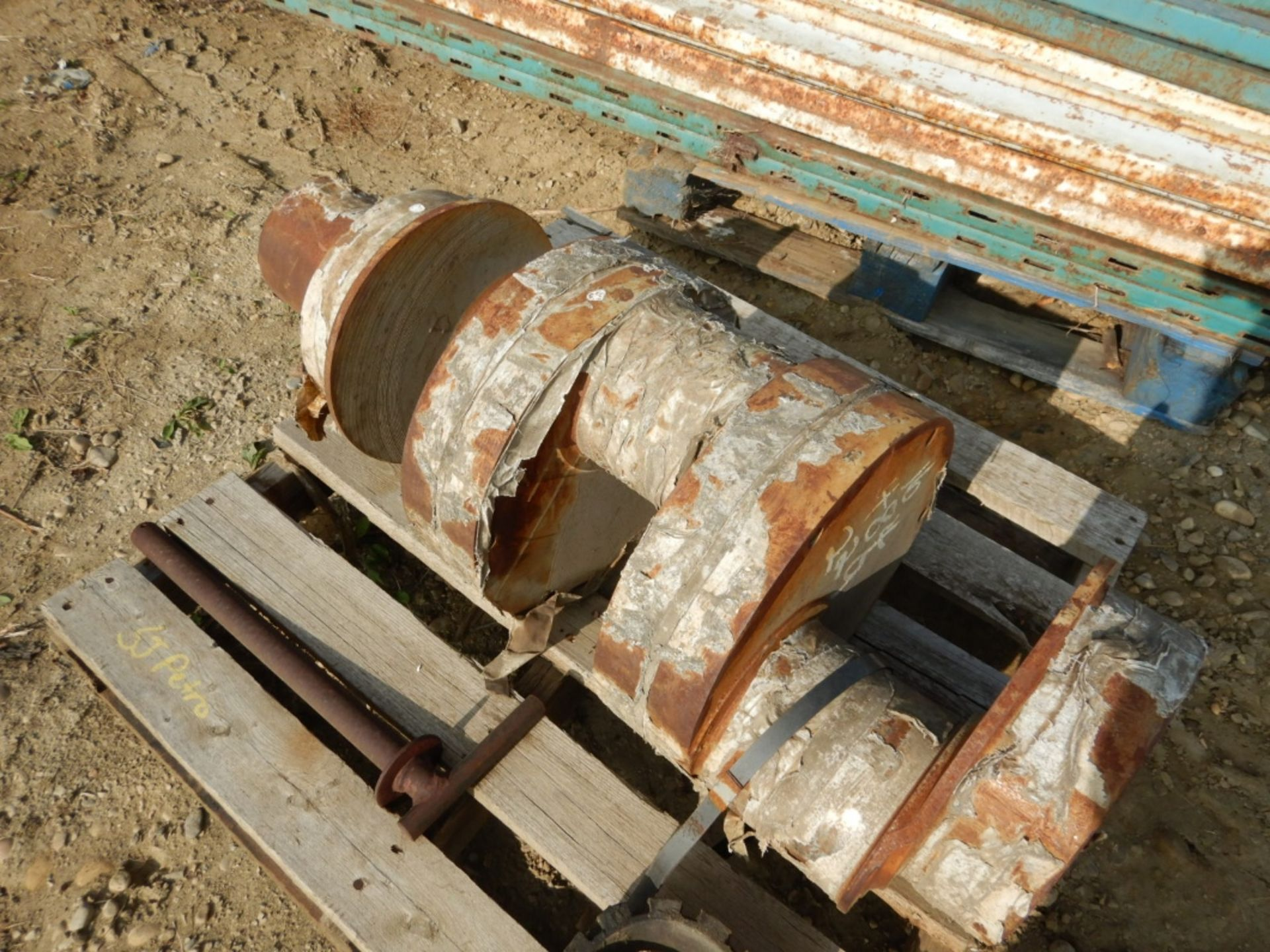 SJ300 PETRO PUMP CRANK SHAFT - Image 2 of 2