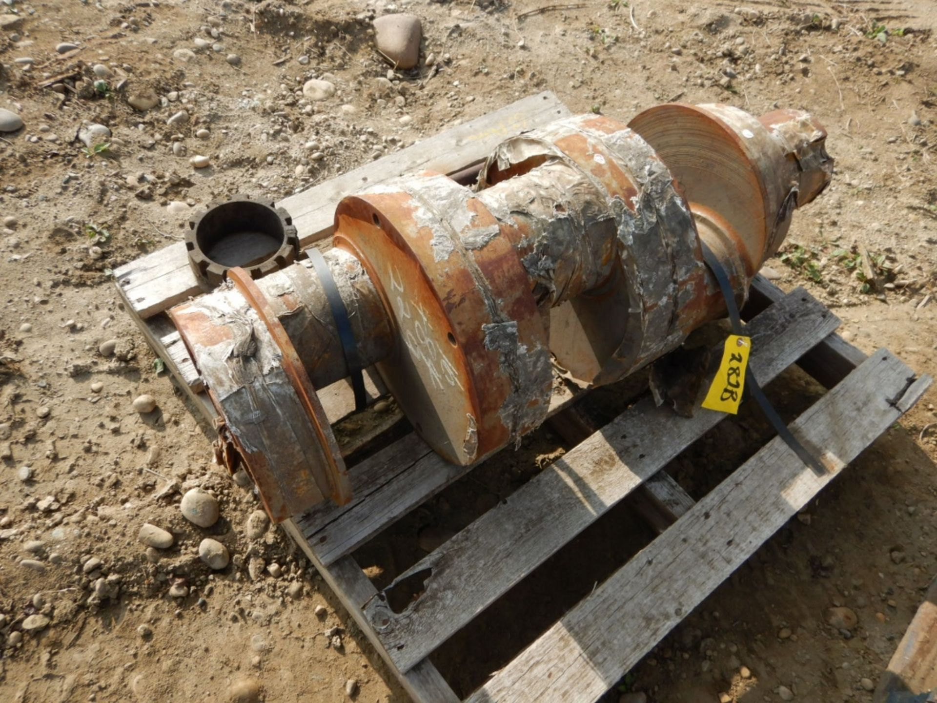 SJ300 PETRO PUMP CRANK SHAFT