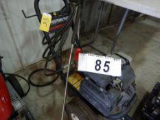 WESTWARD PARTS PRESSURE WASHER CART W/ GAS ENGINE, PUMP & WAND