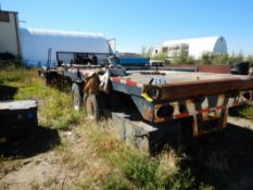 OILFIELD PUMP TRUCK CHASSIS