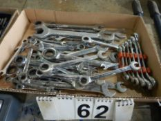 L/O GEAR WRENCHES-METRIC, L/O GEARWRENCH COMBINATION WRENCHES - METRICL/O FLARE NUT WRENCHES-METRIC