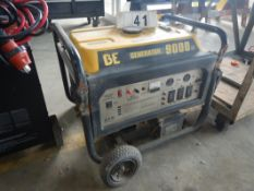 BE 9000 WATT GENERATOR W/WHEEL KIT