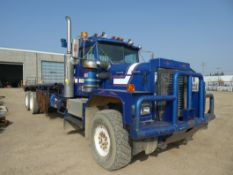 10/1980 KENWORTH LW 900 WINCH TRACTOR W/LIVE 20FT BED, DBL WINCH SYSTEM , ROAD RANGER TRANSMISSION,