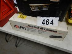 KOLPIN GUN BOOT ATV BRACKET