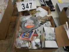 L/O ASSORTED CABINET MAKERS HARDWARE