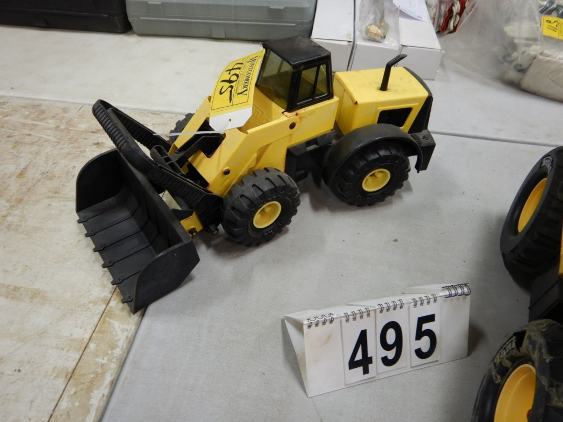 TONKA WHEEL LOADER, TONKA MINING TRUCK - Image 5 of 5