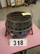 VOLCANO 2 COLLAPSABLE GRILL/STOVE W/CARRY CASE