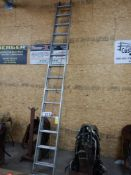 28FT ALUMINUM EXTENSION LADDER