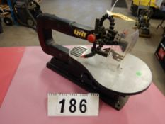 "TRADE MASTER 16"" VARIABLE SPEED SCROLL SAW MODEL TT20002"