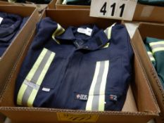 1-PR IFR, NAVY SAFETY COVERALS, SIZE 44