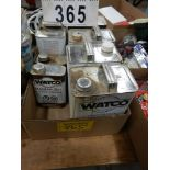 L/O ASSORTED WATCO DANISH RUBBING OIL