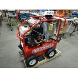 2020 EASY CLEAN MAGNUM 4000 HOT WATER PRESSURE WASHER - DIESEL/KEROSINE FIRED, GAS ENGINE,4000