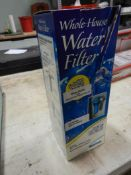 RAINFRESH WHOLE HOUSE WATER FILTER, MODEL FC055 (UN-USED - NEW IN BOX)