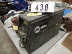 MILLER S-32P VOLTAGE SENSING WIRE FEEDER SUITCASE WELDER