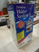 RAINFRESH DRINKING WATER SYSTEM (UN-USED - NEW IN BOX)