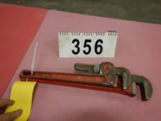 "2-14"" & 18"" STEEL PIPE WRENCH"