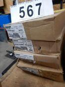L/O 4-CASES OSRAM T8 LIGHT BALLASTS