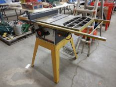 "SEARS 10"" TABLE SAW"