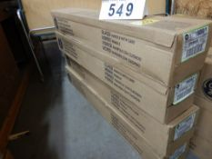 4-CASES OF 36F32T8/25W/SP50/ECO T8 LED LIGHT TUBE