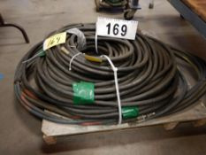 L/O ASSORTED HIGH PRESSURE HOSE
