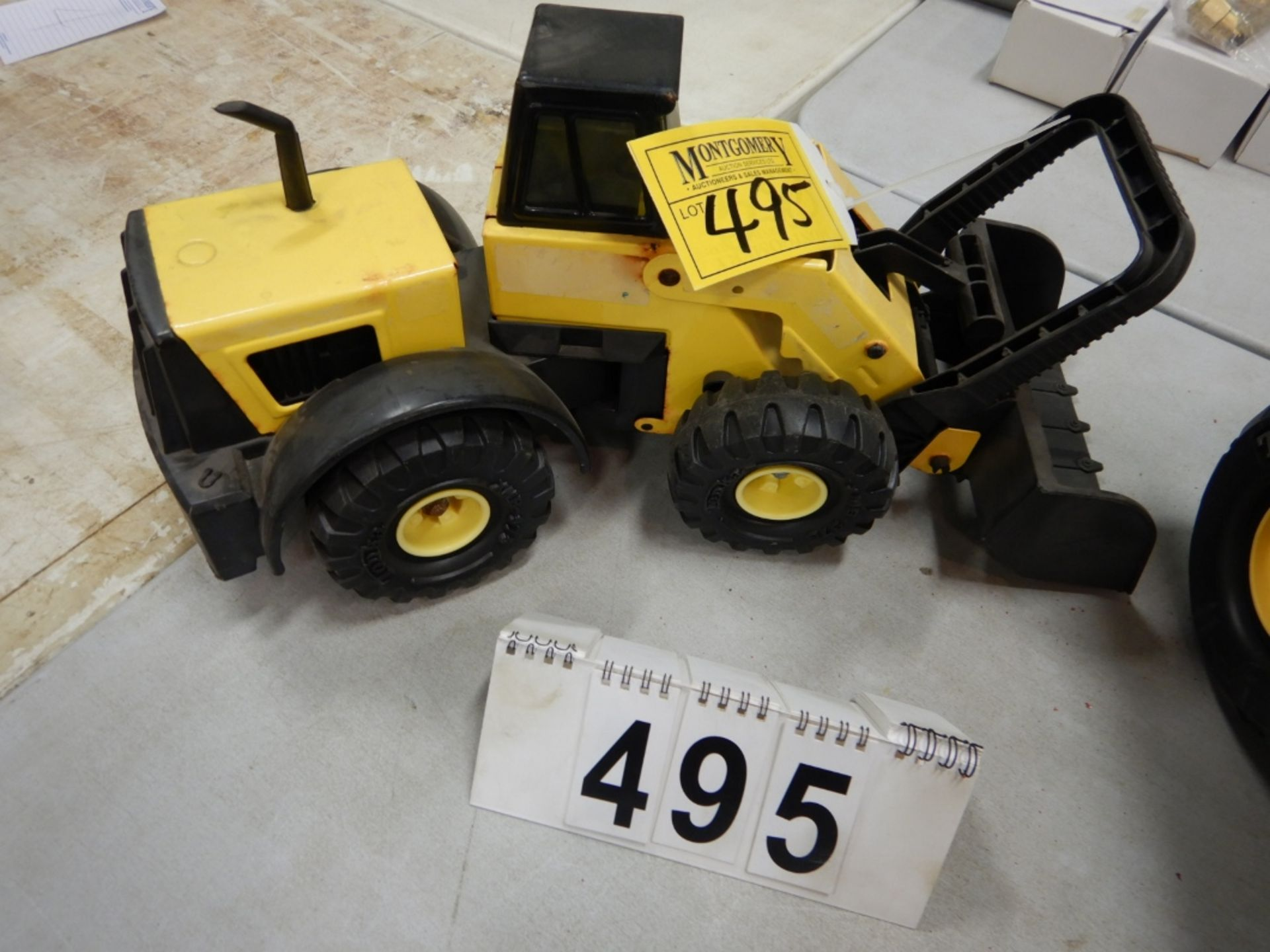 TONKA WHEEL LOADER, TONKA MINING TRUCK - Image 3 of 5