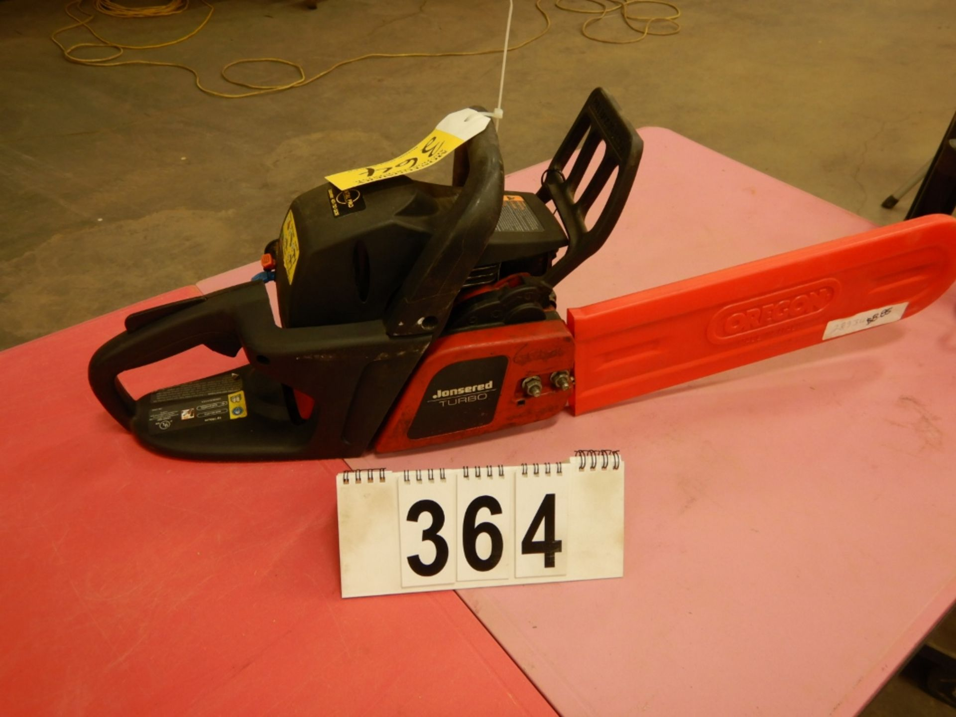 JONSERED CS2138C CHAIN SAW - Image 2 of 2