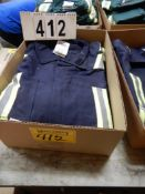 2-PR IFR, NAVY SAFETY COVERALS, SIZE 56 & 58