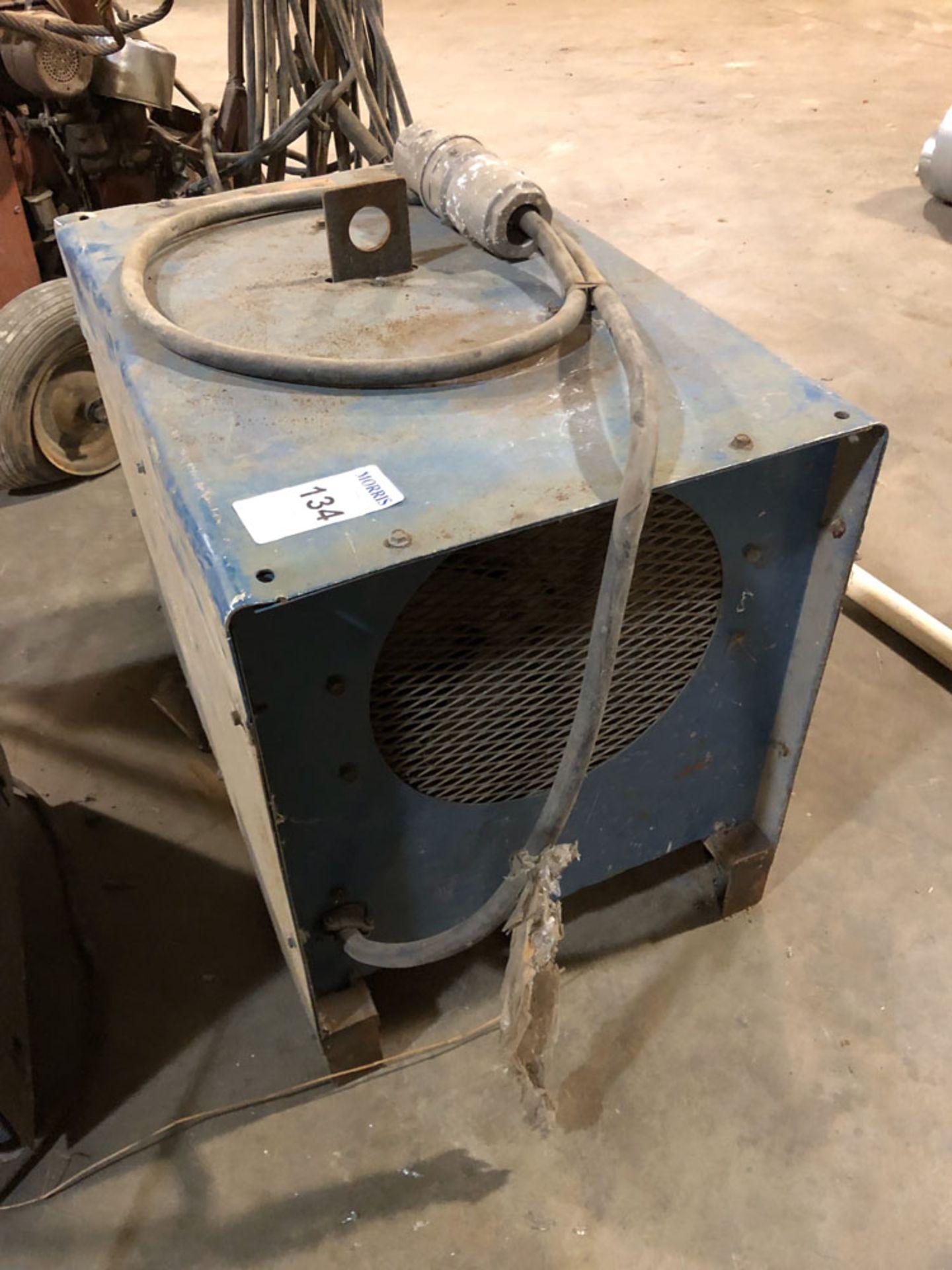 Lot 134 - Welder, Miller Dialarc 250 AC/DC