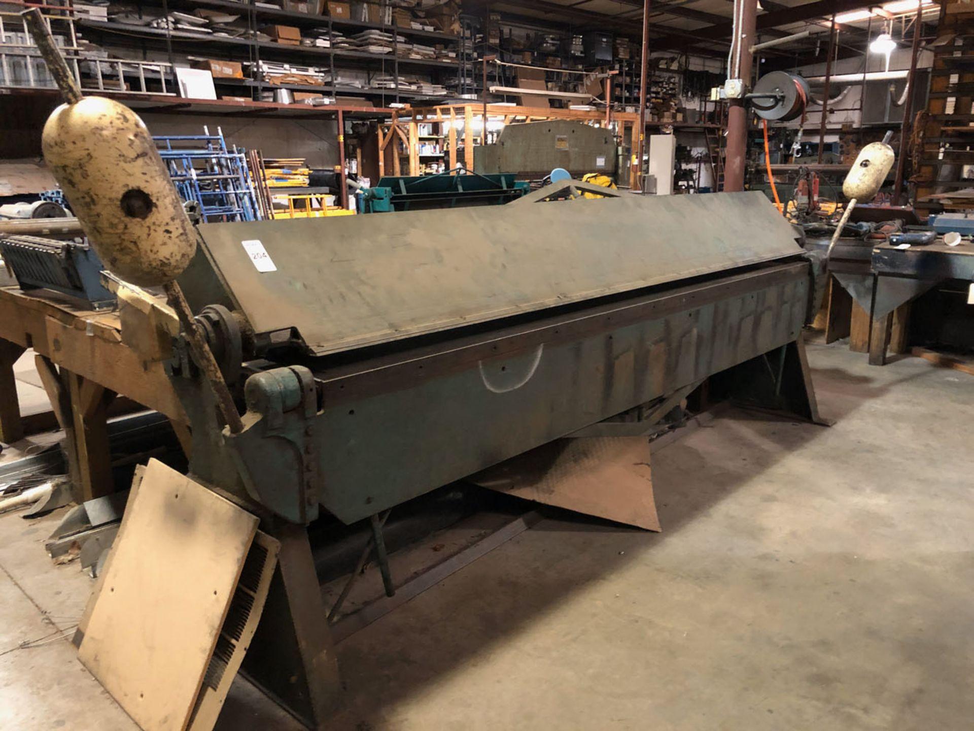 Lot 204 - Brake, Chicago Model S1016 Serial #307420