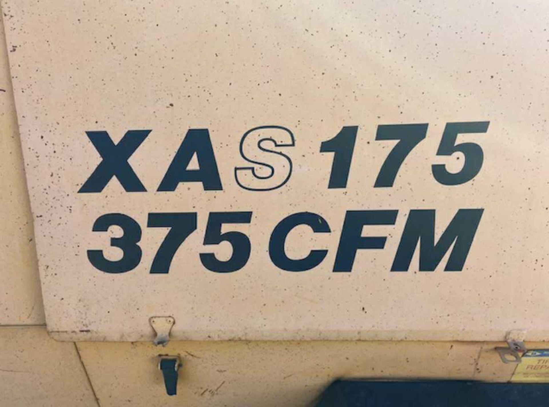 Atlas Copco XAS175 Air Compressor - Image 7 of 11