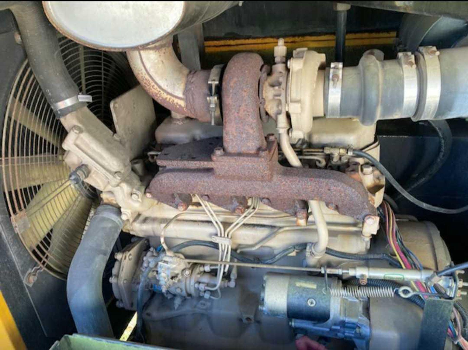 Atlas Copco XAS175 Air Compressor - Image 10 of 11
